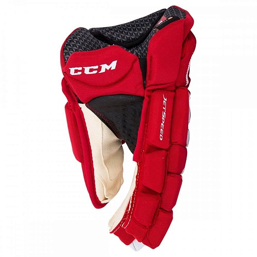Перчатки CCM Jetspeed FT390 JR
