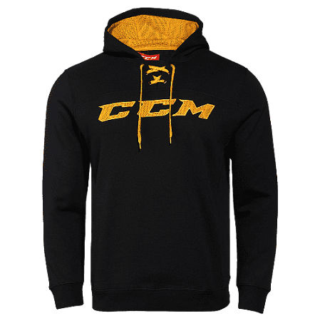 Толстовка CCM True To Hockey Pullover Lase Hood SR