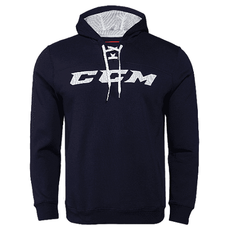 Толстовка CCM True To Hockey Pullover Lase Hood YTH